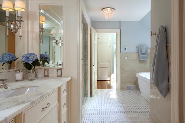 欧式风格卧室富裕型140平米以上4平方卫生间效果图