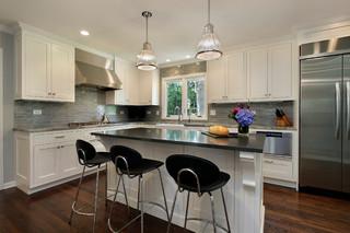 现代简约风格卫生间时尚简约整体厨房吊顶设计图纸