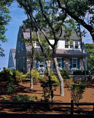 欧式田园风格三层连体别墅浪漫婚房布置效果图