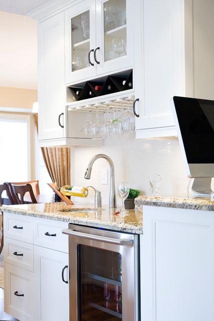 浪漫婚房布置白色2平米厨房装修图片