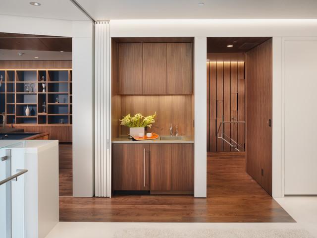 现代简约风格客厅白领公寓时尚家居入户玄关装修图片