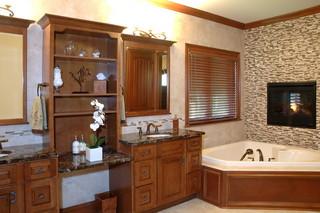 地中海风格家具古典欧式冷色调品牌浴室柜效果图