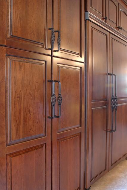 地中海风格室内中式古典冷色调品牌移门衣柜设计