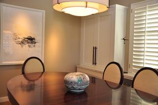 房间欧式风格浪漫卧室客厅灯具装修效果图