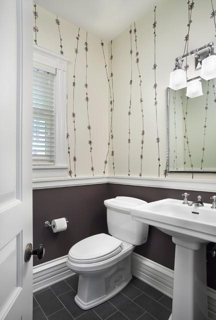 现代简约风格餐厅美式别墅时尚2平米小卫生间设计图