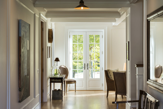 美式乡村风格卧室乡村别墅温馨富裕型别墅玄关设计图