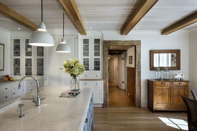 美式乡村风格客厅乡村别墅温馨装饰富裕型客厅过道设计图