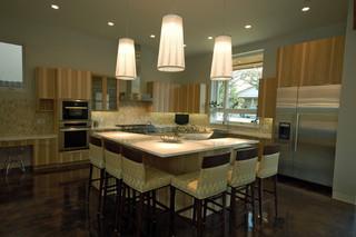 现代简约风格卫生间时尚简约客厅冷色调客厅与餐厅灯效果图