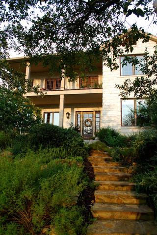 美式风格卧室100平三室一厅欧式豪华经济型室内入户花园装修