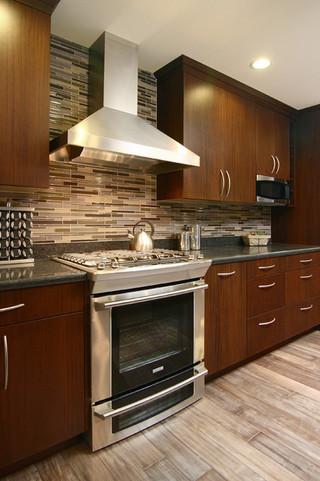 现代北欧风格单身公寓厨房古典欧式整体厨房设计图设计图