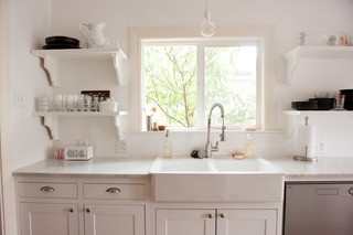 梦幻家具白色家具2013整体厨房洗手台效果图