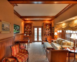 欧式风格卧室度假别墅豪华卧室豪华欧式客厅装潢