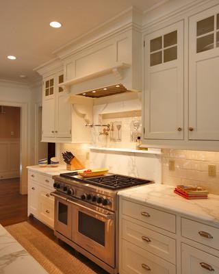 欧式风格家具度假别墅豪华2014整体厨房装修效果图