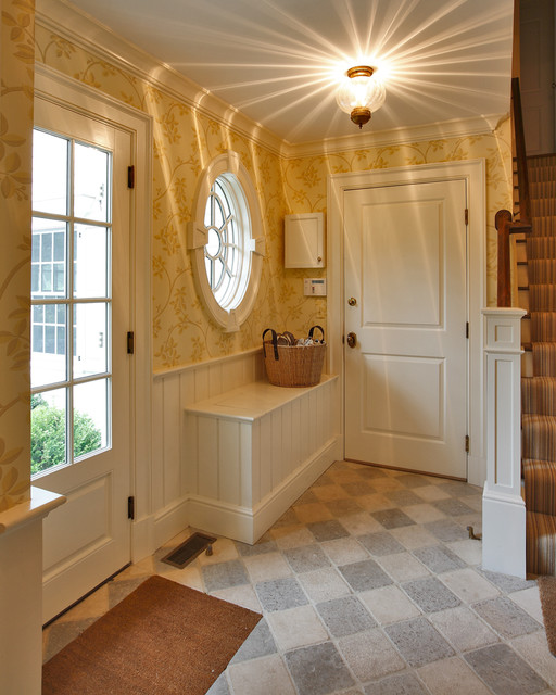 房间欧式风格度假别墅豪华客厅过道吊顶设计图