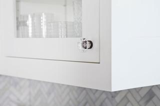 简洁卧室白色欧式家具 6平方厨房橱柜设计
