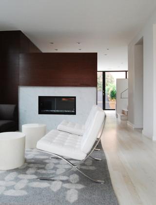 简约风格客厅时尚简约冷色调欧式简约客厅装潢