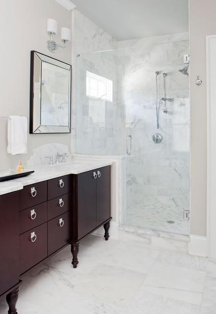 美式风格卧室酒店式公寓3m卫生间家装走廊设计图