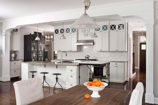 美式风格小户型公寓2m卫生间走廊吊顶设计图片