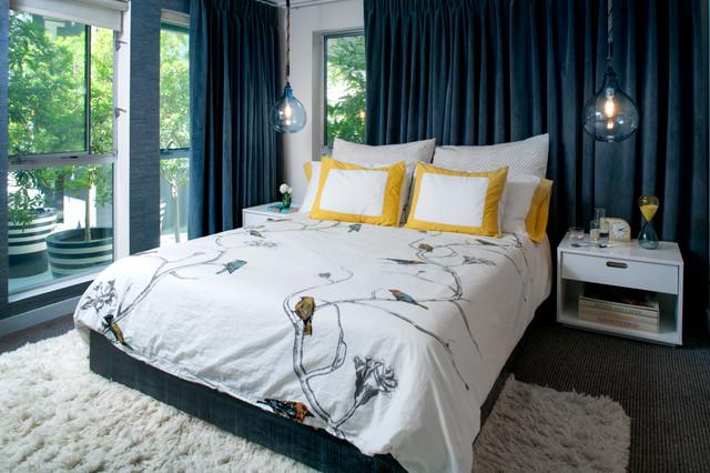 混搭风格2014年白色卧室 卧室卧室上下床效果图