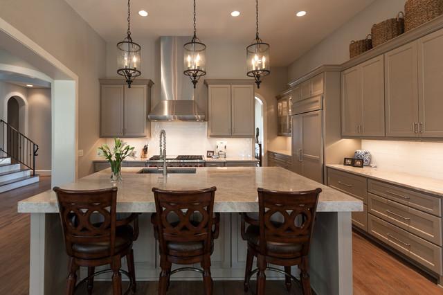 美式风格卧室暖色调豪华型2014厨房吊顶客厅过道吊顶设计图纸
