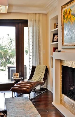 东南亚风格卧室三层别墅豪华型阳光房屋顶效果图