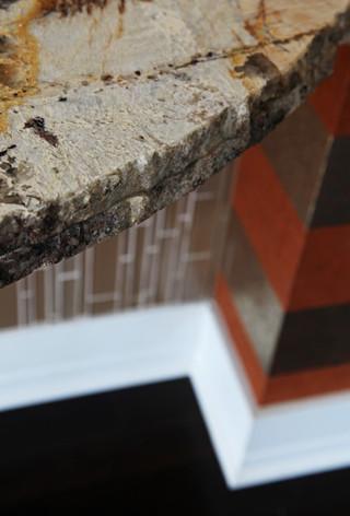 欧式风格家具富裕型140平米以上大理石餐桌图片