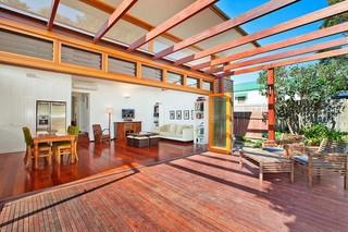 中式简约风格经济型阁楼露台设计图