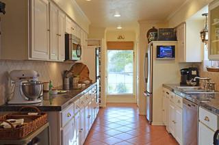 美式乡村风格卧室经济型140平米以上家庭过道装修效果图