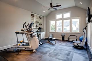 欧式运动健身房