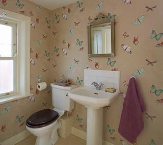 美式风格复式卧室公司门厅装修效果图