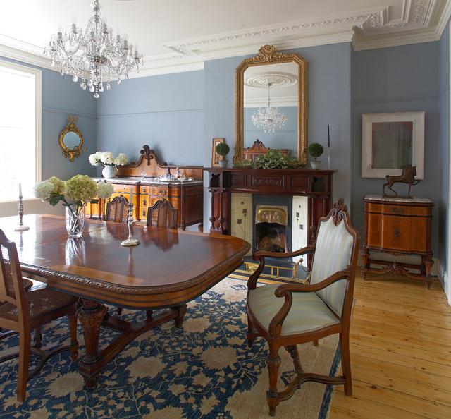 现代美式风格复式二楼门厅吊顶装修效果图高清图片