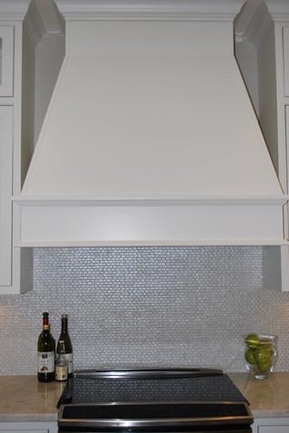 美式风格30平方白色欧式家具餐厅背景墙装修图片