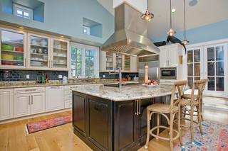 美式乡村风格客厅20平米豪华客厅沙发背景墙客厅茶几地毯效果图