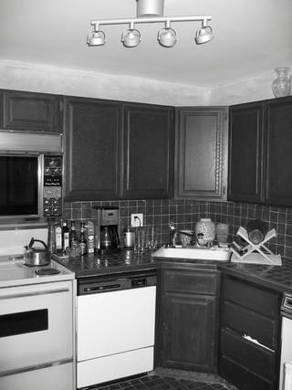 瓦列霍街风格厨房