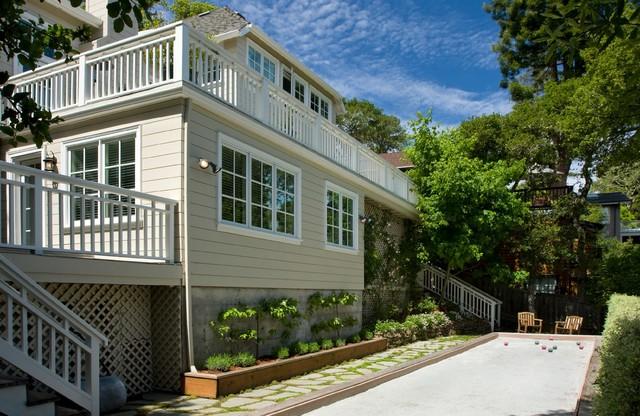 田园风格片富裕型140平米以上庭院围墙效果图