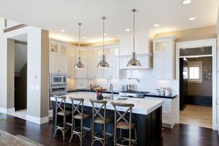 现代简约风格卧室经济型整体厨房设计图纸