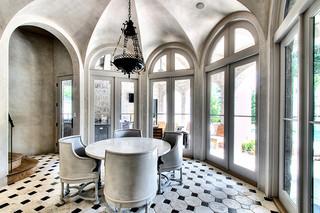 房间欧式风格富裕型140平米以上露台阳光房效果图
