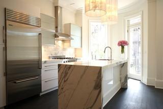 欧式风格家具富裕型140平米以上整体厨房设计图设计图纸