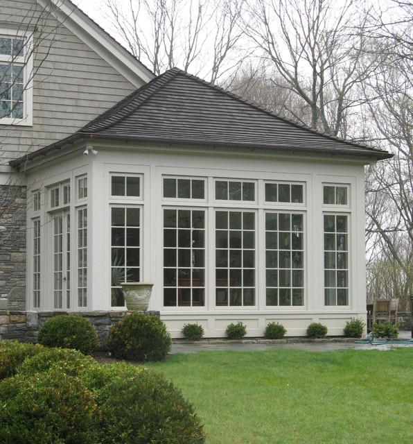 混搭风格富裕型140平米以上庭院围墙装修