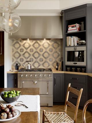 欧式风格卧室30平米温馨装饰厨房和餐厅客厅过道设计