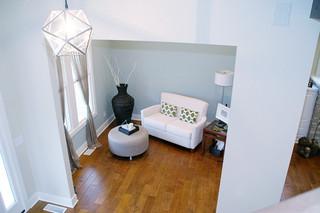 现代欧式风格白色家居3平方厨房中式餐桌效果图