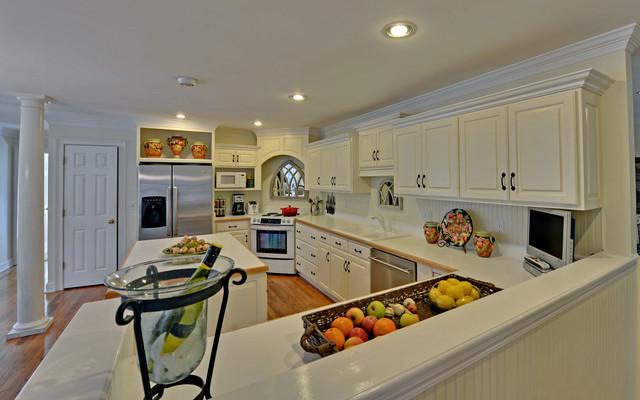 温馨卧室暖色调3平方厨房厨房餐厅隔断橱柜图片