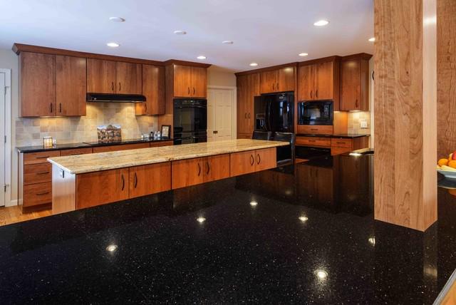 混搭风格客厅富裕型140平米以上大理石餐桌图片