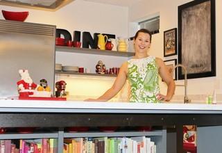现代简约风格卫生间经济型2013厨房装修