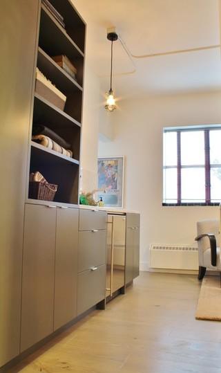 简约风格电视背景墙经济型2013家装客厅装修图片