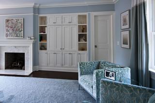 混搭风格富裕型140平米以上小客厅装修