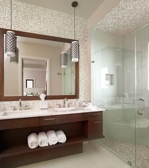 混搭风格富裕型140平米以上2平米卫生间装修效果图