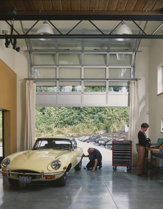 美式乡村风格卧室经济型别墅门厅装修图片