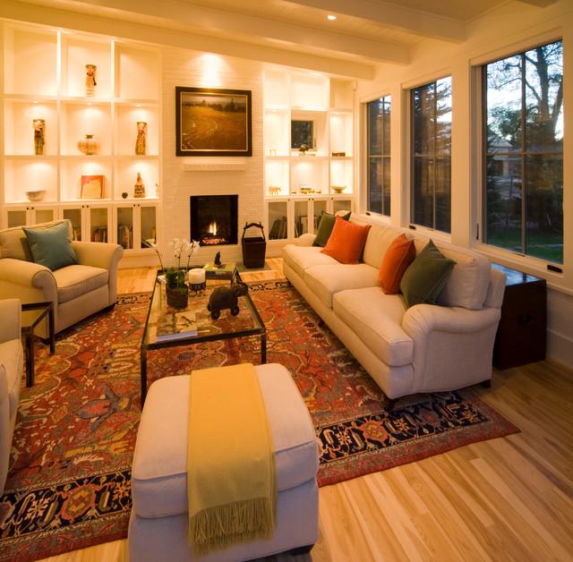 简约风格电视背景墙富裕型2014客厅窗帘效果图