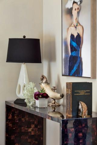 欧式风格卧室富裕型140平米以上品牌书桌效果图